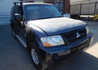 Mitsubishi Pajero NP 2005 3.8L Engine Exceed, Manual