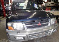 Mitsubishi Pajero NM 2002 Exceed, Auto
